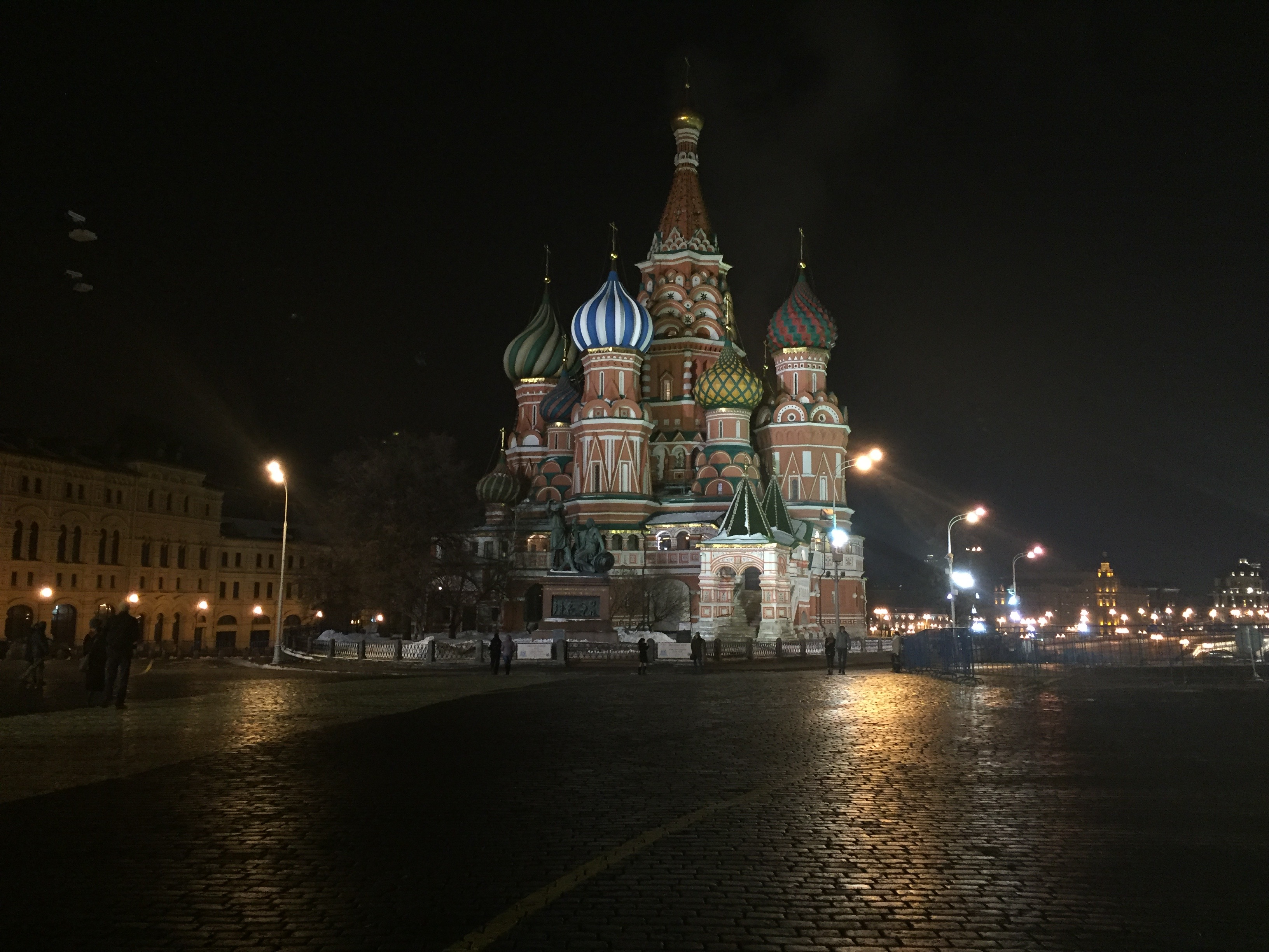 1. St Basil's Moscow